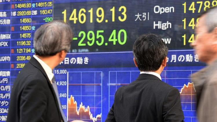 Asian Markets Spooked by Wall Street Sell-off