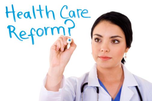 The Slow Progress Of Health Care Reform