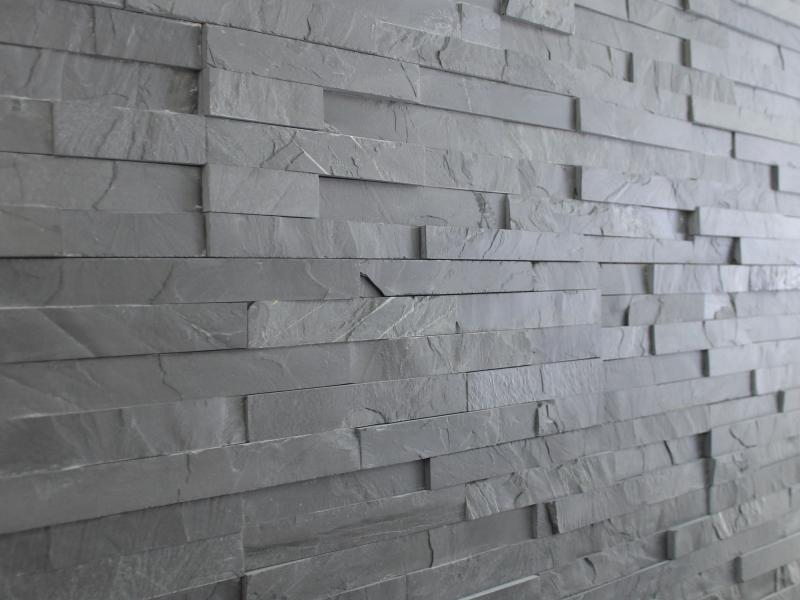 Faux Stone Wall - As Good As It Gets