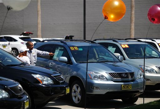 Avoiding Recalls When Used Car Shopping In California