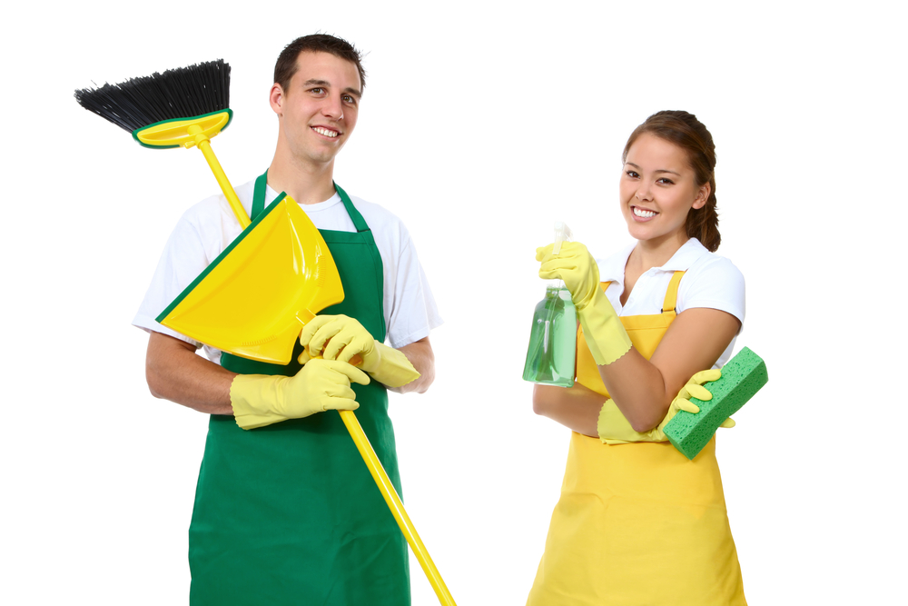 When To Call In A Commercial Cleaning Company For Your Office Clean