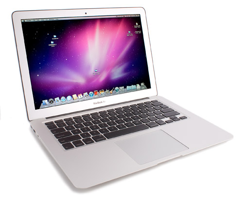 MacBook Air 2015:- With Retina Display