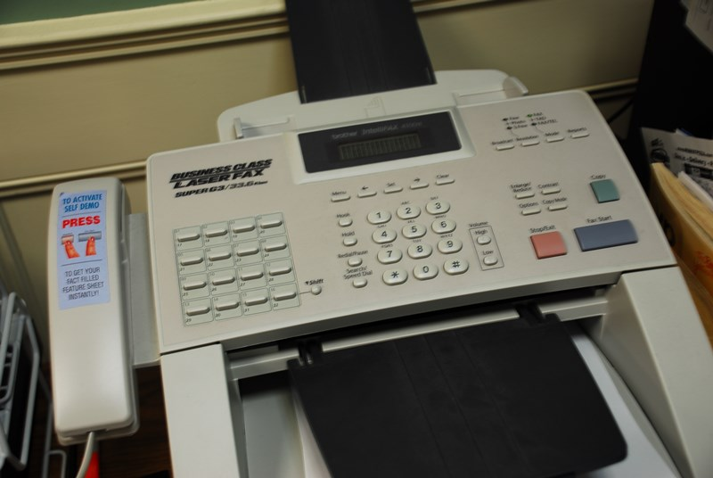 The Effects Of Fax Machines On The Environment