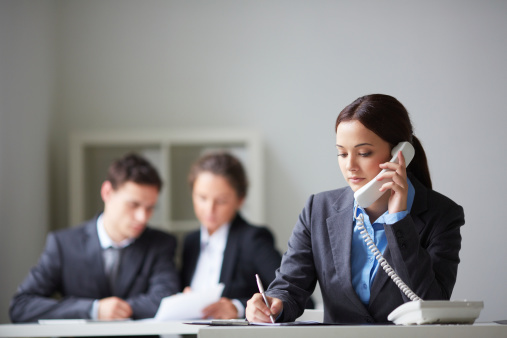 Business Telephone Etiquette 101