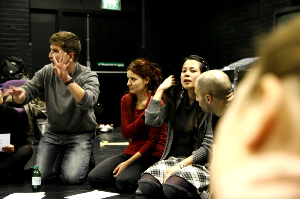 Finding An Acting School In London