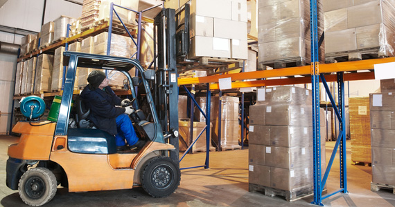 The Material Handling Industry – The Vehicles