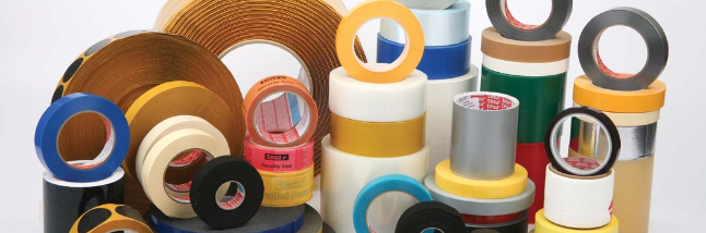 Bespoke Tape and Adhesive – Areas Of Application