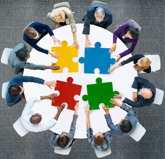 Want A Thriving Business? Encourage Workplace Collaboration!