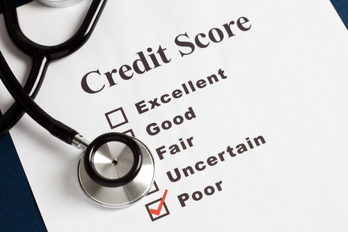 Assessing Your Options When You A Have Bad Credit Rating