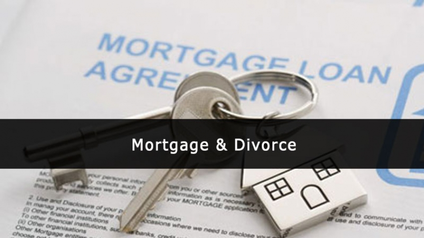 How To Pay Off The Mortgage After Divorce