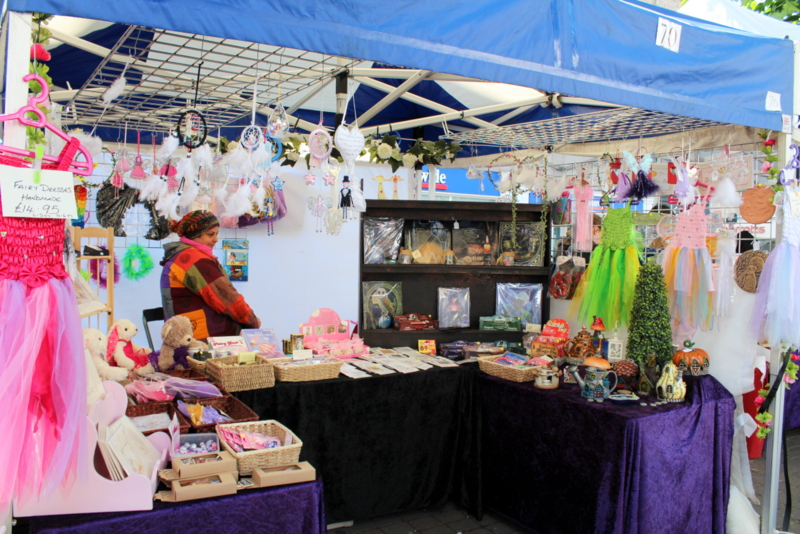 The Costs Of Setting Up A Market Stall