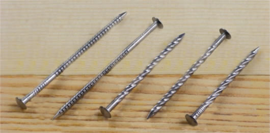 How To Choose The Best Stainless Steel Nails For Your Project?