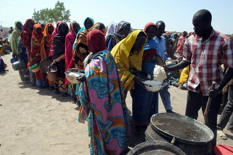 Bringing Hope In The Lives Of The Needy Through Humanitarian Approach