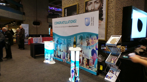 Building Your Exhibition Stand Without A Hitch