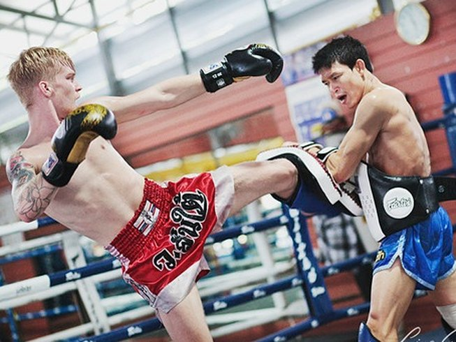 Why Muay Thai Training at Phuket in Thailand is Good for Your Health